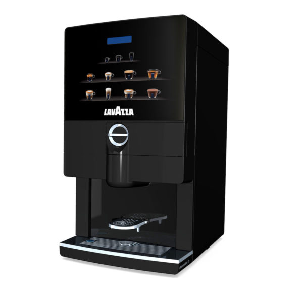 Lavazza LB2600 (side)