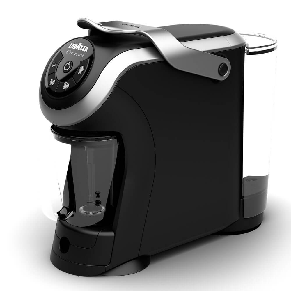 Lavazza LF400 Milk (side)
