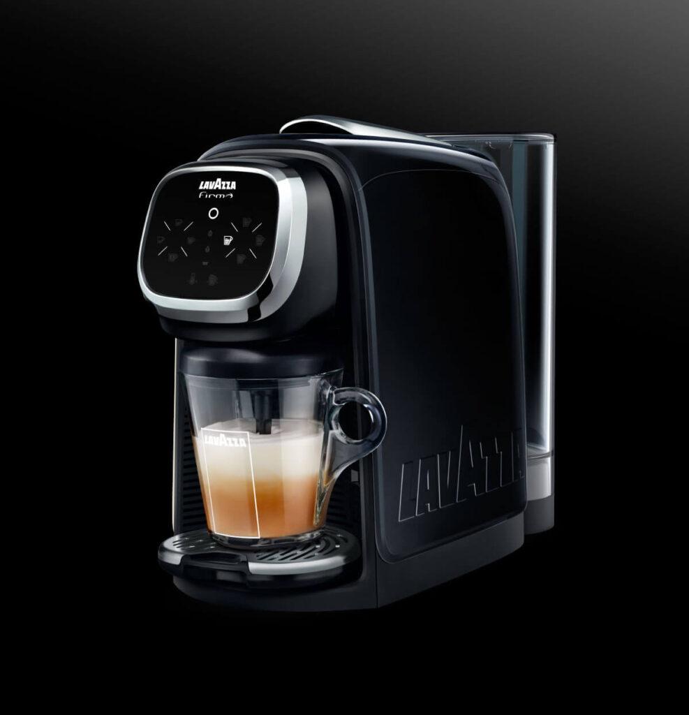Lavazza LF1050 Inovy Custom Milk (side)